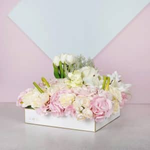 Artificial Flower Tray - Medium